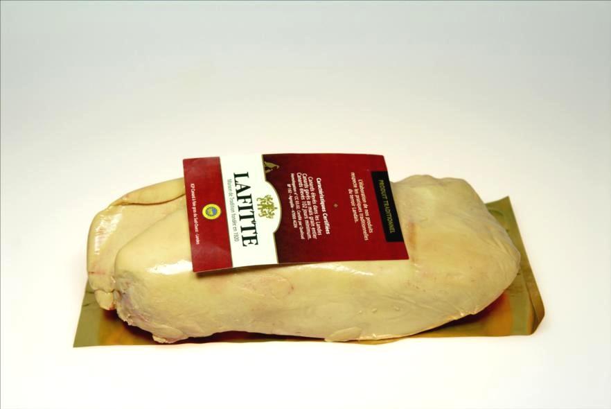 Foie gras de canard maison lafitte - Cuisiner foie gras cru ...