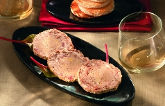 pâtés foie gras
