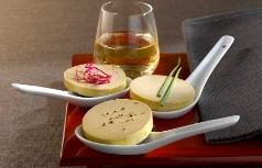 mousse parfait foie gras