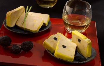 bloc foie gras landes