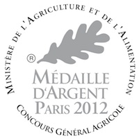 medaille argent concours general agricole lafitte foie gras