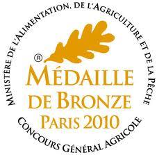 medaille bronze concours general agricole lafitte foie gras