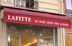 Boutique LAFITTE à Paris