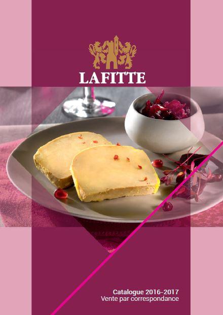 Catalogue Produits Lafitte Foie Gras 2016-2017-Vente-par-Correspondance