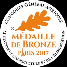 medaille de bronze