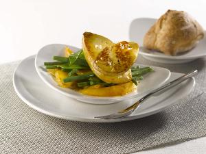 foie gras placha mangue lafitte
