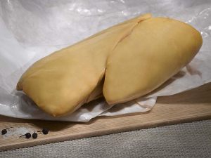 foie gras lafitte sel de guerande