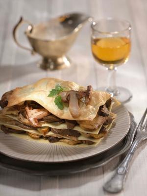 lasagne foie gras lafitte