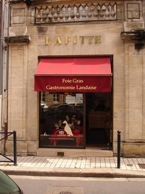 bordeaux lafitte foie gras