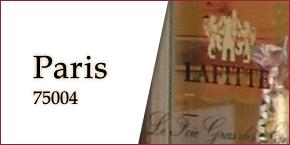 lafitte foie gras Paris