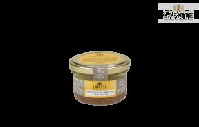 Aiguillettes au Foie de Canard et Poivre - 30%  Bloc de Foie Gras