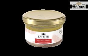 Pâté Pur Canard au Piment d'Espelette