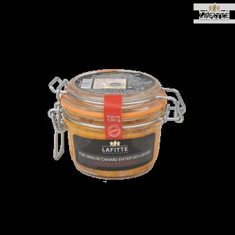 Foie Gras de Canard Entier des Landes au Piment d'Espelette