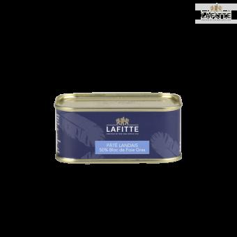 Pâté Landais - 50% Bloc de Foie Gras
