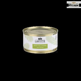 Pâté Pur Canard aux Olives