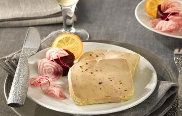 foie gras entier landes conserve