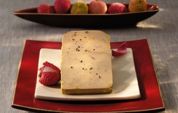 foie gras oie entier
