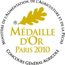medaille or concours general agricole lafitte foie gras