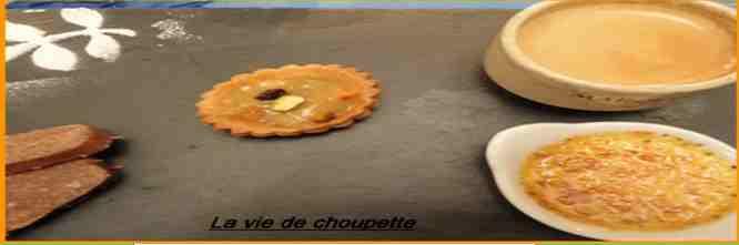 Blog culinaire La Vie de Choupette