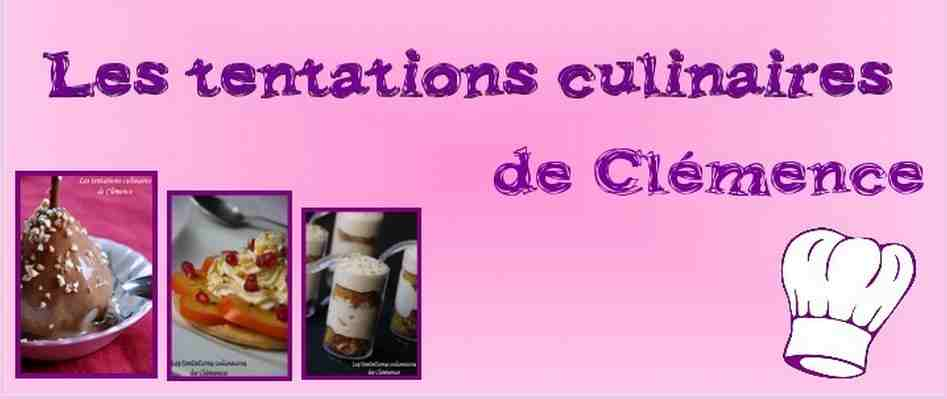 Blog Culinaire Tentations Culinaires