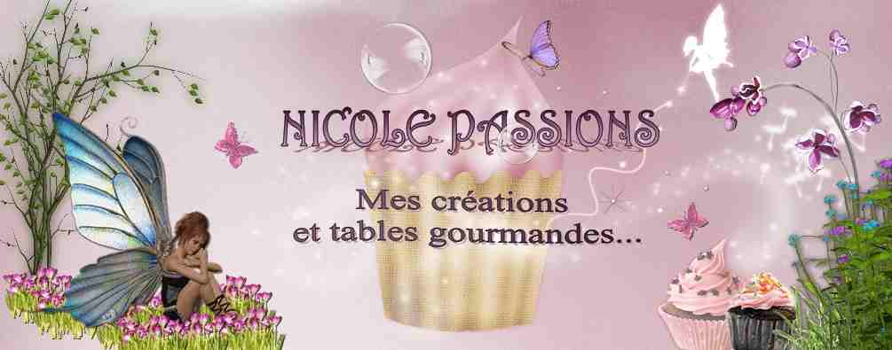 Blog Culinaire Nicole Passions
