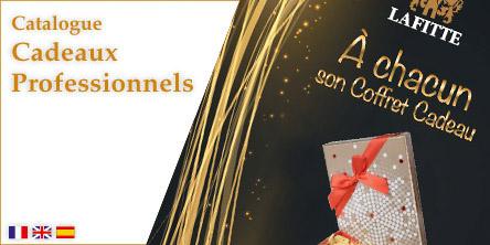 Notre Catalogue de Coffrets Cadeaux