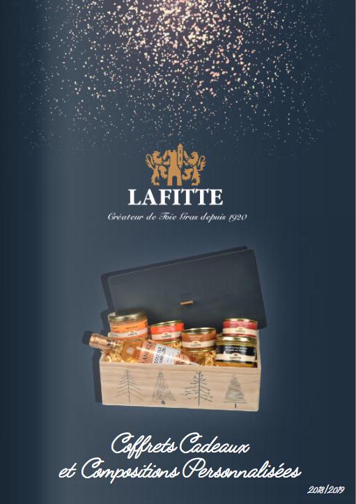 Lafitte - catalogue coffrets cadeaux pour Entreprises et Comités d'Entreprise
