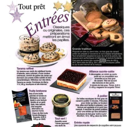 Foie gras de canard Lafitte