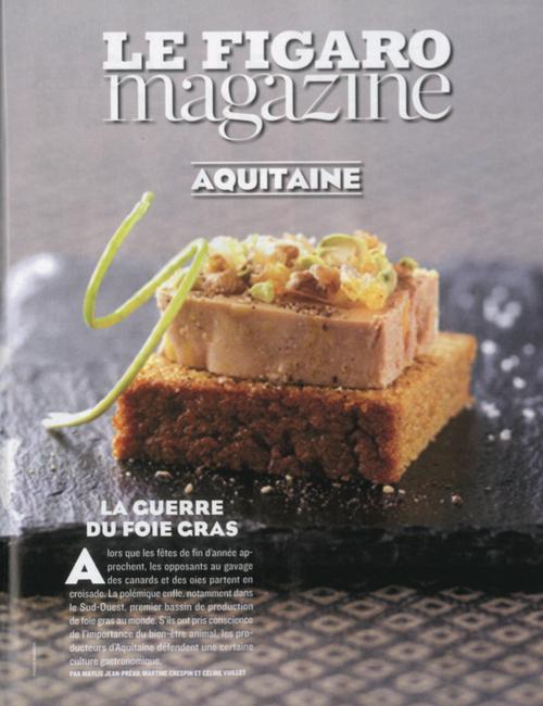 Figaro Magazine 2014