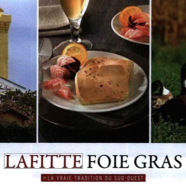 Lafitte Foie Gras Balthazar