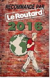 recommandé par le Guide du Routard 2016