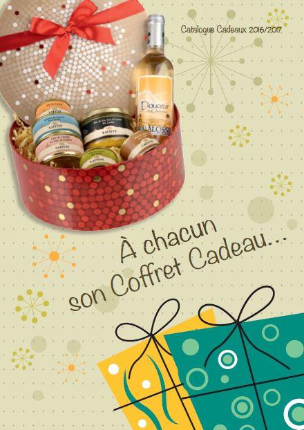 Catalogue Coffrets Cadeaux LAFITTE Foie Gras 2016-2017
