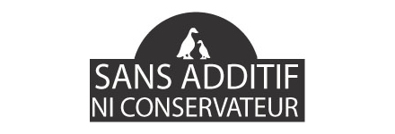 sans additif ni conservateur