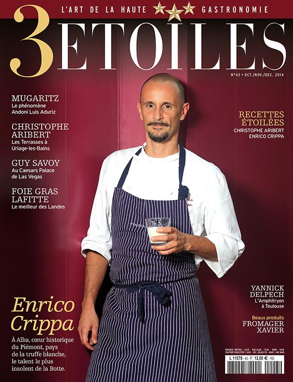 Magazine Restauration Gastronomique 3 Etoiles