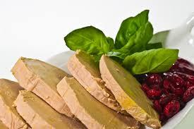 Foie gras entier : mariage aux agrumes