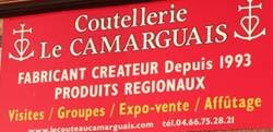 Couteau Camarguais