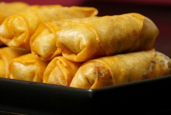 Foie gras d'oie : l'Asie en nems et pain d'épices pour surprendre