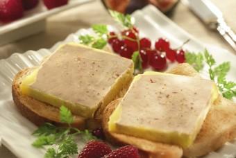 Foie gras d'oie, saveur d'origine contrôlée